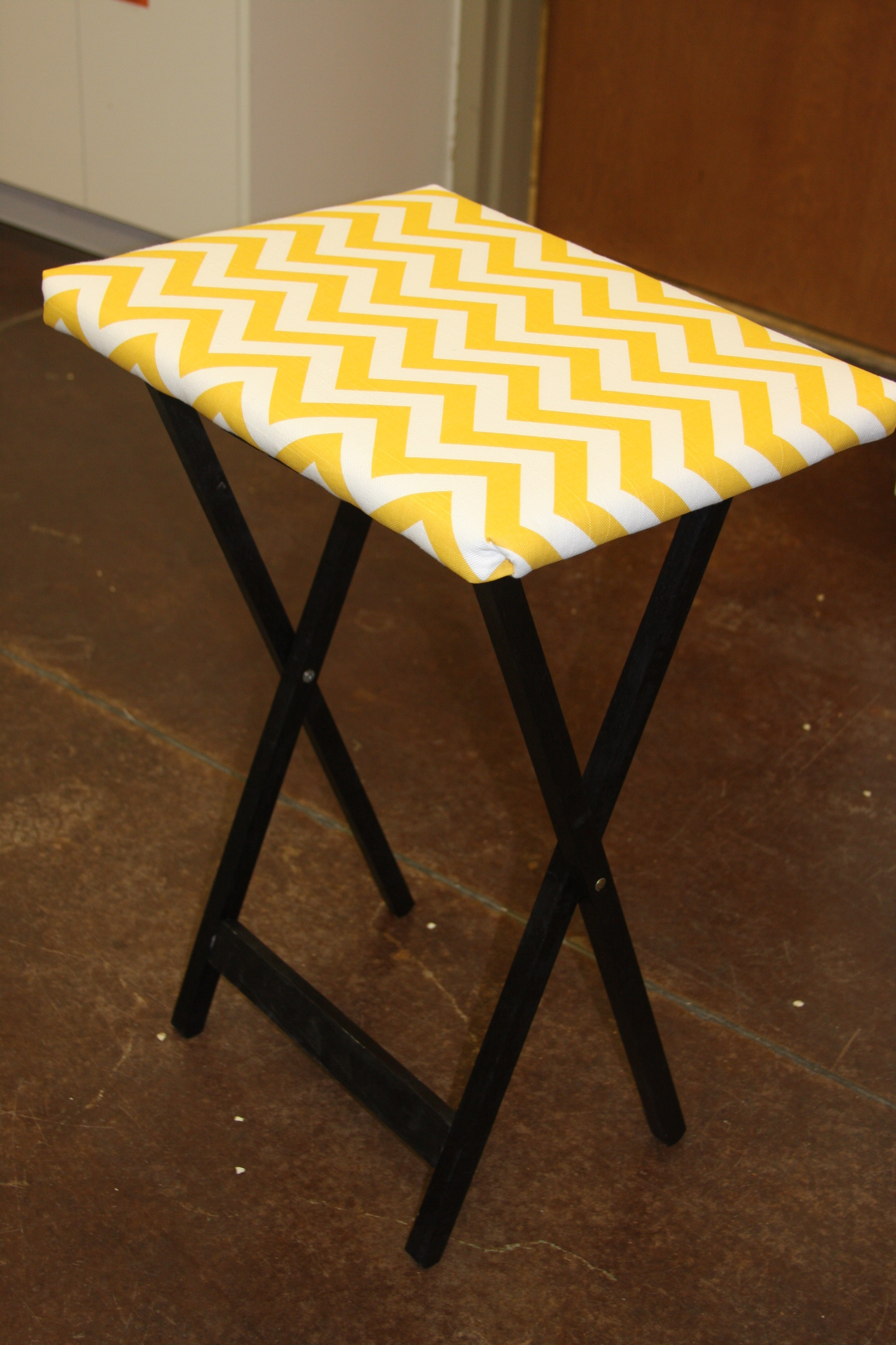 How To Make A Tv Tray Ironing Board American Quilting Blog Archive